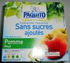 Purée de fruits - Pomme - Product