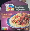 Couscous à la marocaine poulet et merguez - Produit