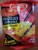 Nouilles Chinoises saveur poulet 65 g Claude Léger - Produit