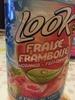 Fraise Framboise - Produit