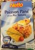 Poisson Pané et son Riz Tomaté - Product