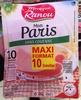 Mon Paris - Jambon cuit sans couenne - Product