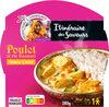 Poulet et riz basmati sauce curry - Product