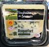 Roquefort - au lait cru de brebis - Appellation d'Origine Protégée - Aveyron Itinéraire des Saveurs - Produit