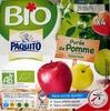 Purée de pomme bio - Product