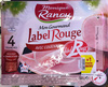 Mon Gourmand Label Rouge avec couenne - Produit