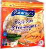 Râpé 3 fromages - Produit