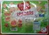 Coffret de biscuits crackers - Produit