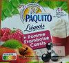 4 Liégeois Pomme Framboise Cassis - Produit