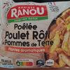 Poulet rôti et pommes de terre - Product
