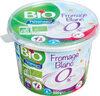 Fromage blanc 0% bio - Produit