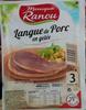 Langue de Porc en gelée - Product