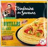 Tortillas de maïs 320 g - Produit