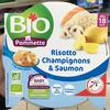 Risotto Champignons & Saumon - Product