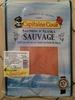 Saumon d'Alaska sauvage - Produit