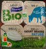 Yaourt brassé nature bio - Product