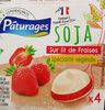 Soja sur lit de fraises - Produit