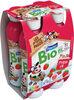 Yaourt à boire fraise bio - Produit