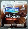 Pâturages Mousse Chocolat Noir - Produit