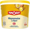 Amora Mayonnaise De Dijon Seau 5L - Produit