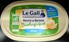Beurre de Baratte Biologique Doux - Product