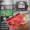 Camembert au four - Produit