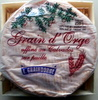 Grain d'Orge affiné au Calvados sur paille (22 % MG) - Product