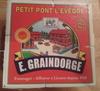 Petit Pont l'Evêque AOP (23 % MG) - Product