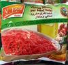 Viande hachée pur boeuf Halal surgelée - Produit