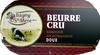 Beurre Cru Isigny Ste Mère - Product