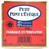 Petit Pont l'Evêque AOP (22% MG) - Product