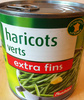 Haricots verts (extra fins) - Product