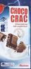 Choco crac - Chocolat au lait supérieur et aux céréales croustillantes - Product