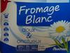 Fromage blanc (3 % MG) - Produit