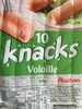 10 knacks volaille - Product