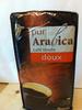Café arabica doux - Product