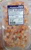 Queues de crevettes cuites décortiquées - Produit