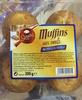 Muffins aux oeufs aux pépites de chocolat - Product