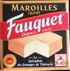 Maroilles Quart (26 % MG) - Produit