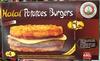 Halal Potatoes Burgers - Produit
