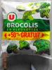 Brocolis en fleurette, +50% gratuit - Produit