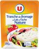 Fromage au lait pasteurisé Tranche du Soleil - Produit