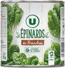 Epinards en branches - Prodotto