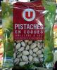 Pistaches en coques grillées à sec - Product