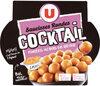 Saucisses cocktail rondes micro-ondables - Produit