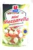 Mini Mozzarella (17% MG) - Produit