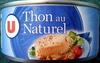 Thon au naturel - Prodotto