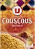 Graines de couscous aux épices - Produit