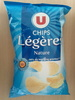 Chips légères Nature, - 30% MG - Product