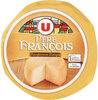 Fromage au lait pasteurisé Père François 22% de MG - Produit